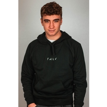 Load image into Gallery viewer, Hoodie men black