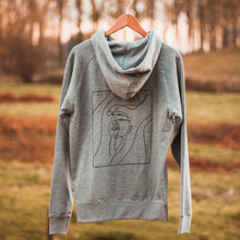 Load image into Gallery viewer, Hoodie women grey