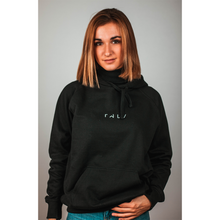 Load image into Gallery viewer, Hoodie women black