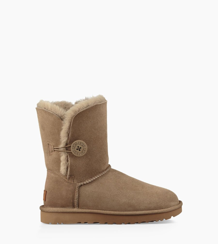 UGG Women's Bailey Button II Boots - 1016226S - Antilope