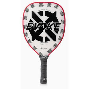 Onix Evoke Composite Teardrop Pickleball Paddle Black