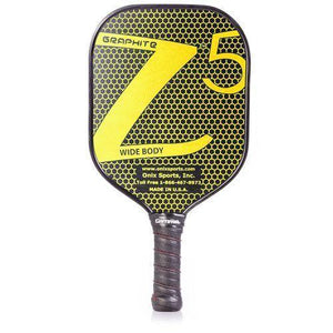 Onix Graphite Z5 Pickleball Paddle Yellow