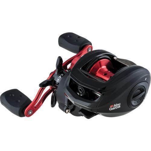 Abu Garcia Black Max 3 Low Profile Baitcast Reel