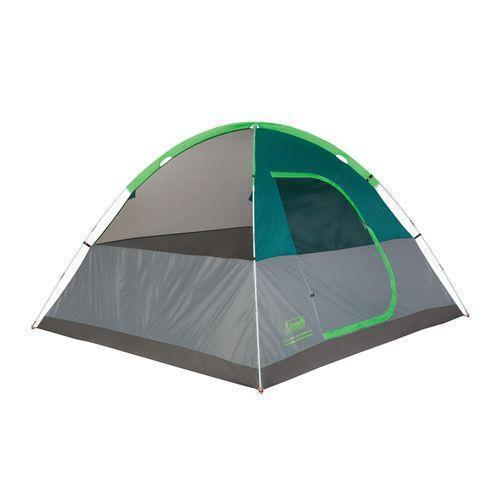 Coleman Rolling Meadows 6 Person Dome Tent