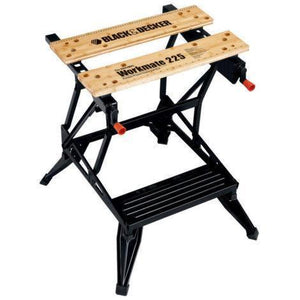 Black & Decker Workmate Portable Project Center & Vise 450lb