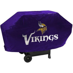 Rico Industries Minnesota Vikings Deluxe Grill Cover