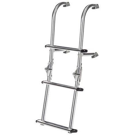 DotLine 3-Step Universal Mount Folding Ladders