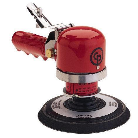 Chicago Pneumatic 6 In. Dual Action Sander