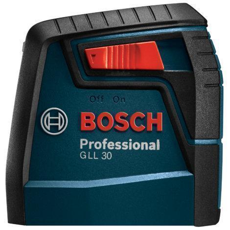 Bosch Self-Leveling Cross-Line Laser