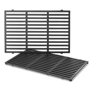 Weber 7638 Cast Iron Spirit 300 Grates (Front Mount Controls)