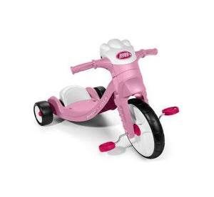 Radio Flyer 402P Girls Electronic My 1st Big Flyer - Pink