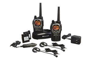 Midland GXT1000VP4 2-Way Radios - 2 Pack