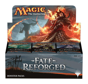 Magic The Gathering Fate Reforged Booster Box Factory Sealed