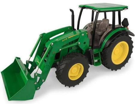 Tomy 1/16 5125R Tractor with Loader