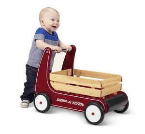 Radio Flyer Classic Walker Wagon, Multicolor