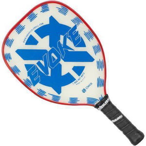 Onix Evoke Composite Teardrop Pickleball Paddle Blue