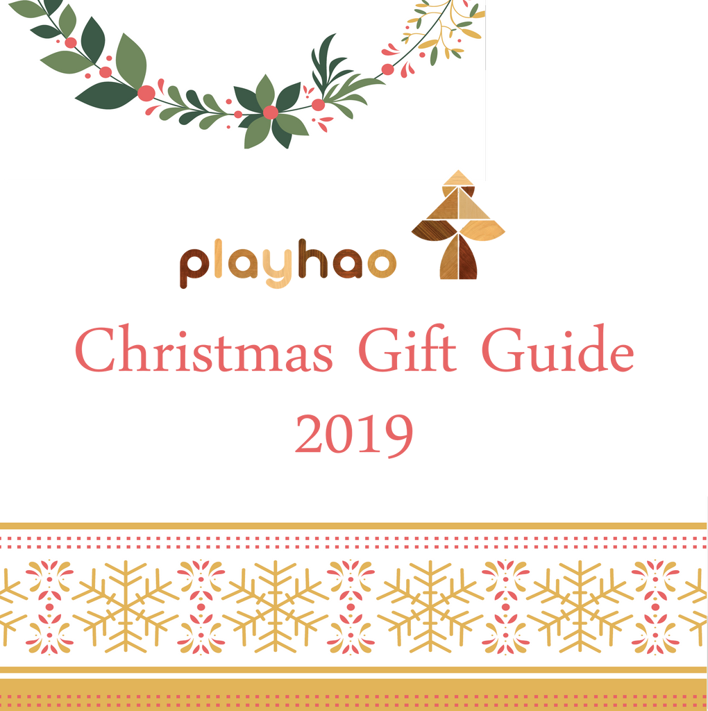 <b>playhao's Christmas Gift Guide 2019 (by age)</b>