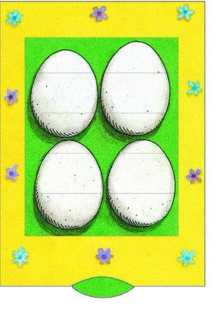 BAERENPRESSE Living Card Eggs