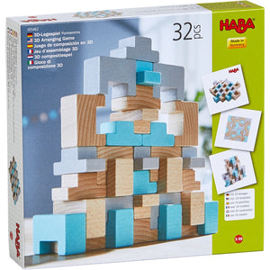 HABA 3D Arranging Game Shape Mix