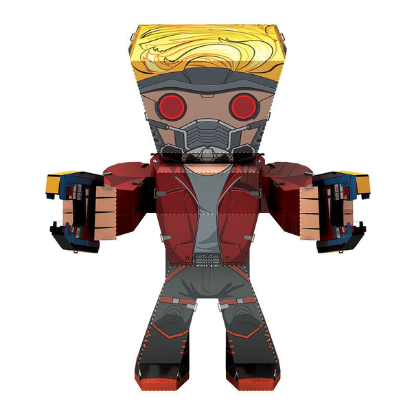METAL EARTH Marvel Guardians of the Galaxy - Star Lord - NEW