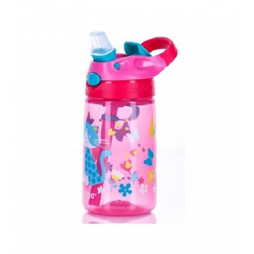 CONTIGO Autoseal Kids Gizmo Flip - Cherry Cat 420ml