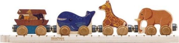 MAPLE LANDMARK NameTrain Noah's Ark Car Set