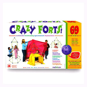 CRAZY FORTS 69 Pc Set - Original