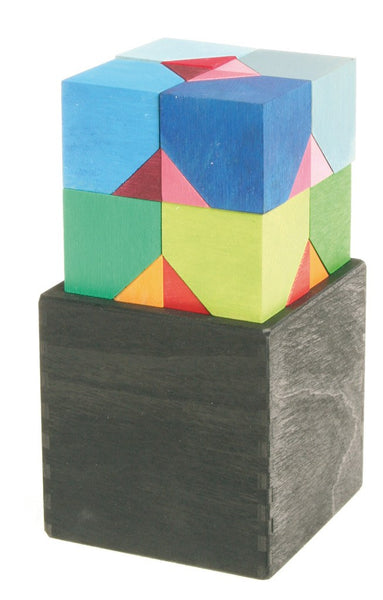 GRIMM'S hexahedron in black box