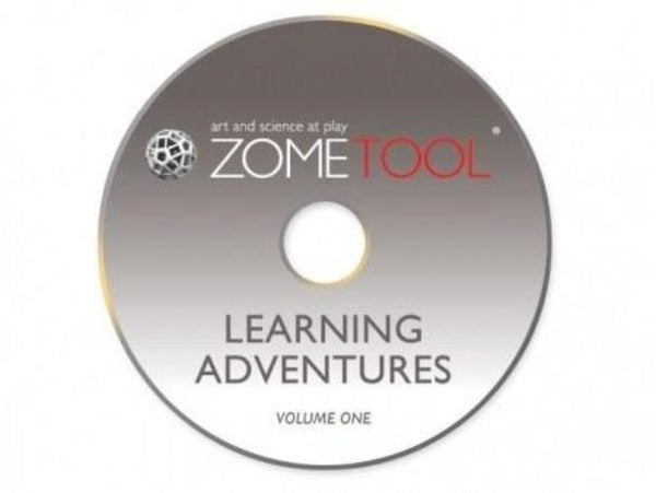 ZOMETOOL Learning adventure DVD
