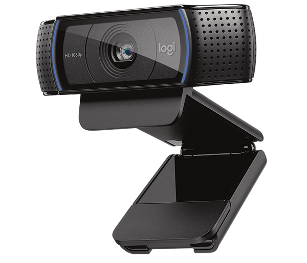 LOGITECH C920 HD PRO FULL HD WEBCAM (2Y)