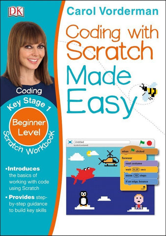 DK Coding Scratch Made Easy