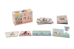 YOGI FUN YOGA Train