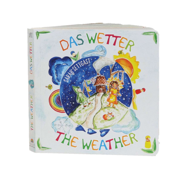 GRIMM'S The Weather Cardboard Book