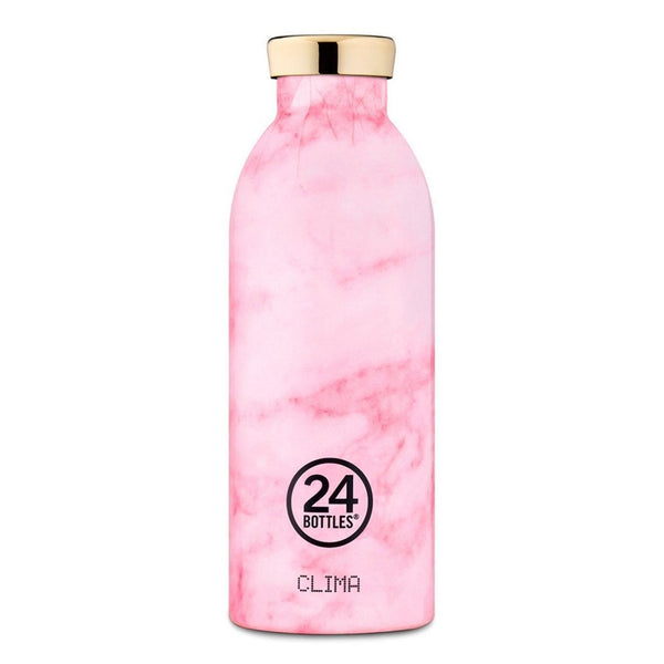 24BOTTLES Clima 500ml Pink Marble