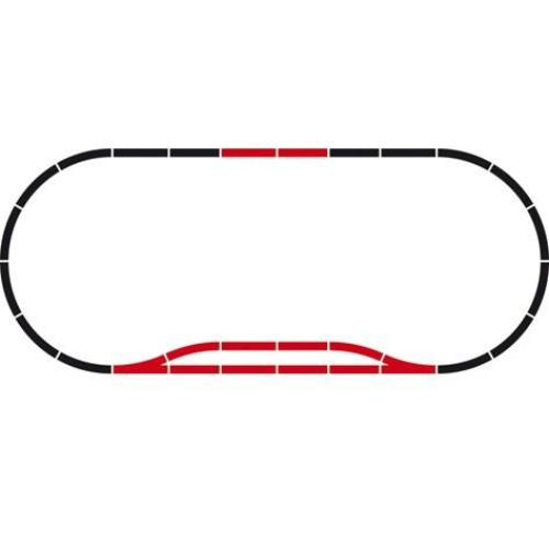 MARKLIN C Track C2 Track Extension Set