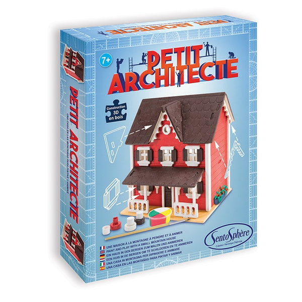 SENTOSPHERE PETIT ARCHITECTE - Maison scandinave - LITTLE ARCHITECT - Scandinavian House