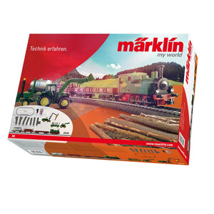 MARKLIN Forestry Starter Set 230 volts
