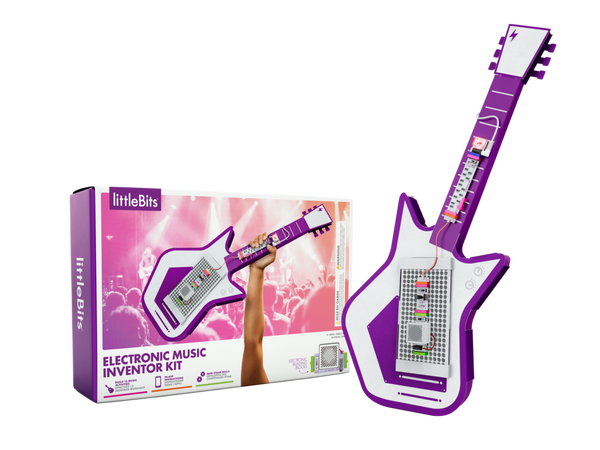 LITTLEBITS - Electronic Music Inventor Kit