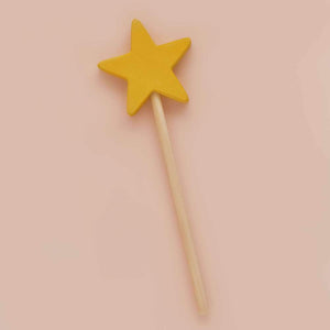 RADUGA GREZ Magic Wand, Star, Yellow
