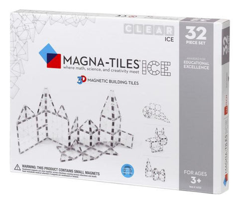 MAGNA-TILES Ice 32 Piece Set