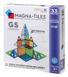MAGNA-TILES FROST 33 Piece GS Set and Connection Guide