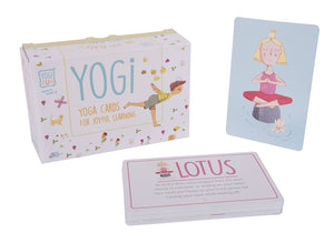 YOGI FUN YOGi Kit (ML) - Yoga Cards