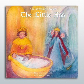 BOOK The Little Ass - English