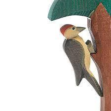 OSTHEIMER Woodpecker