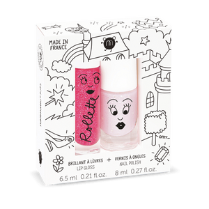 NAILMATIC KIDS -  Duo Set - Fairytales - Rollette Nail Polish