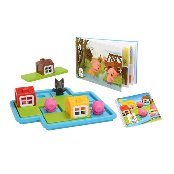 SMART GAMES Three Little Piggies - XL