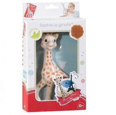 VULLI Sophie The Giraffe in Gift Box