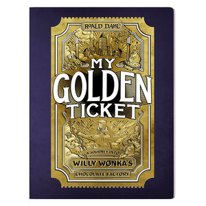 BOOKS My Golden Ticket