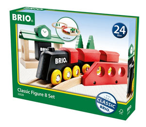 BRIO Classic Travel Fig 8 Set
