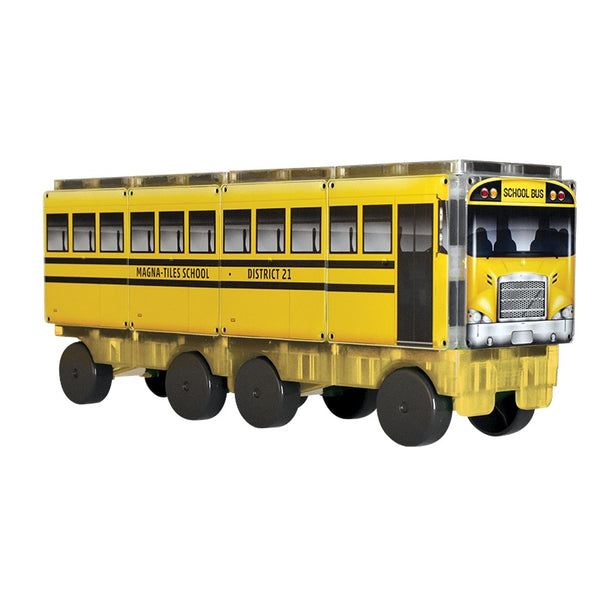 CREATEON 123 School Bus